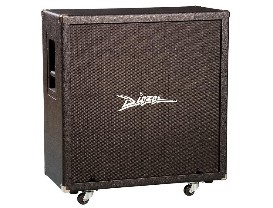 "Diezel 4x12"" cabinets"