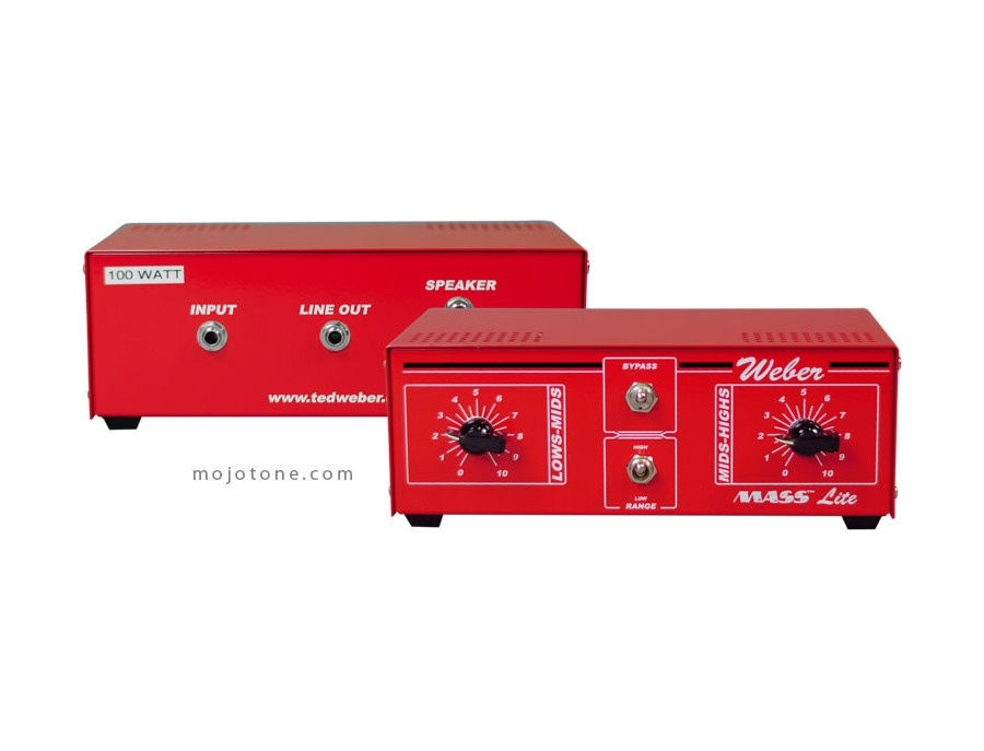 Weber MASS Lite 100w Attenuator
