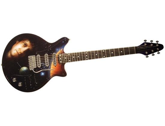 BMG Face Guitar