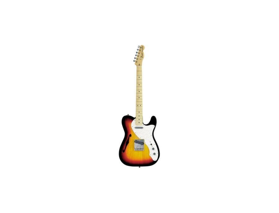 Fender Classic Series '69 Telecaster Thinline Electric Guitar