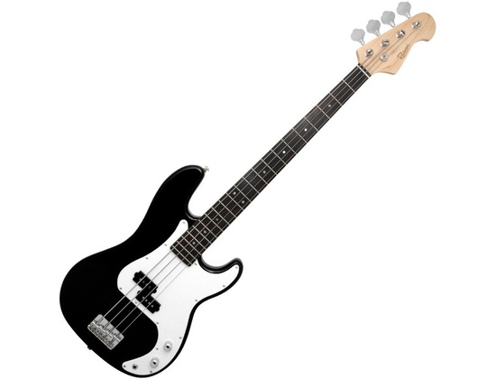 Redwood RB4 Bass Guitar - Black