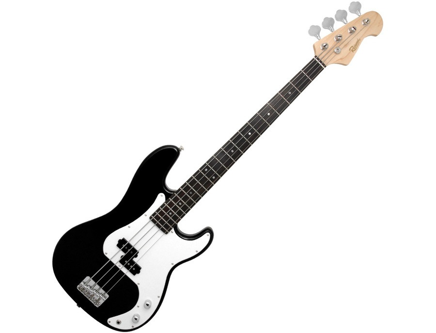 Redwood RB4 Bass Guitar - Black