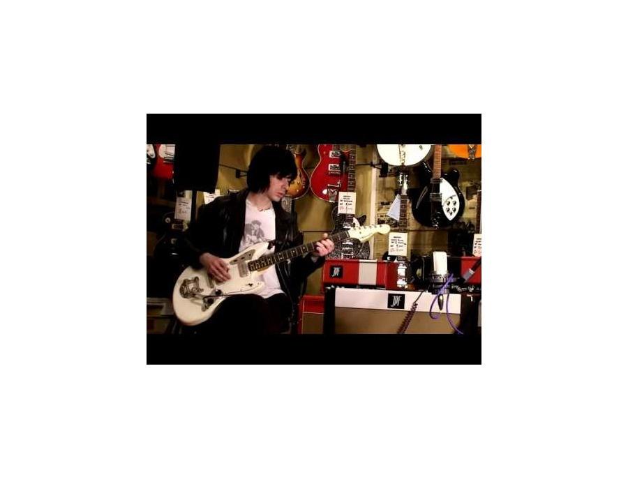 Philippe Dubreuille Guitar Custom