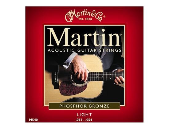 Martin Acoustic Guitar Strings M540