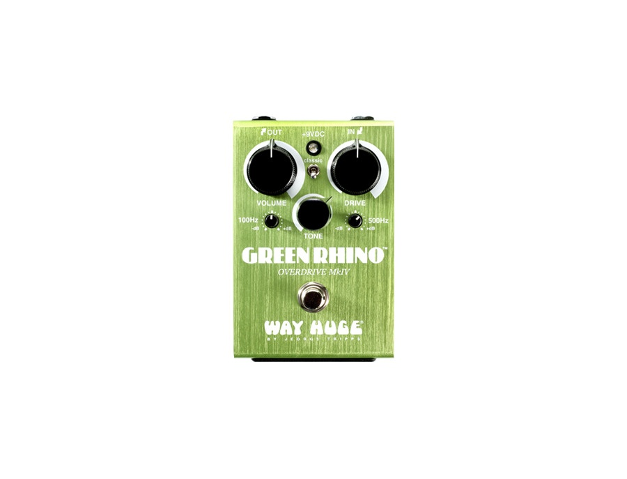 Way Huge Electronics Green Rhino™ Overdrive MKIV WHE207
