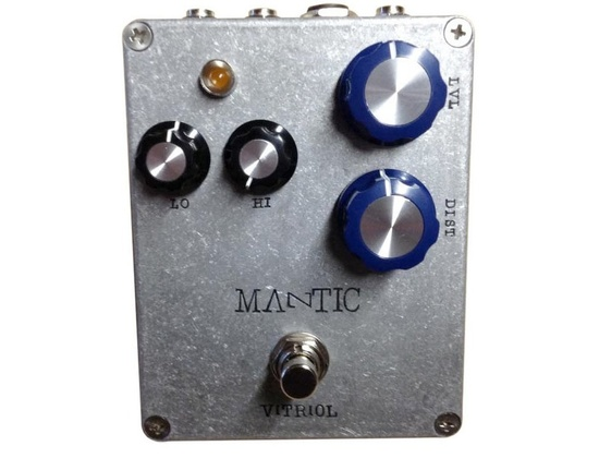 Mantic Effects Vitriol Distortion
