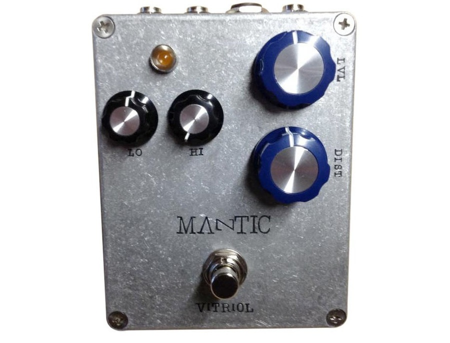 Mantic Effects Vitriol Distortion