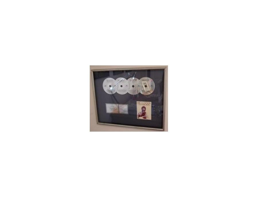 "RIAA Platinum Sales Award – ""Crossroads"" [2]"