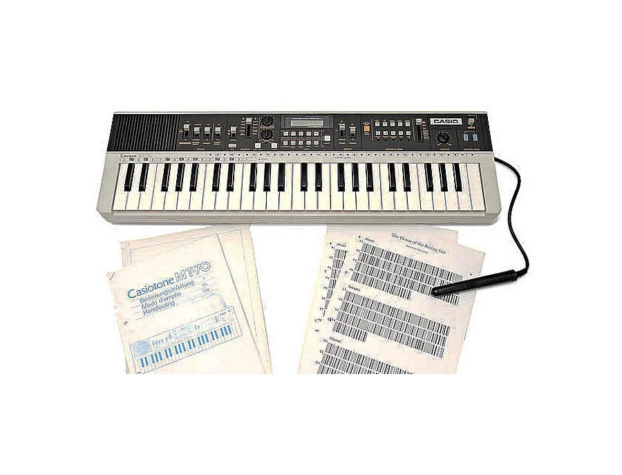 Casiotone mt 70 xl