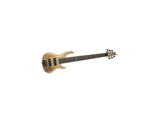 ESP LTD B-206SM Spalted Maple 6 String Bass