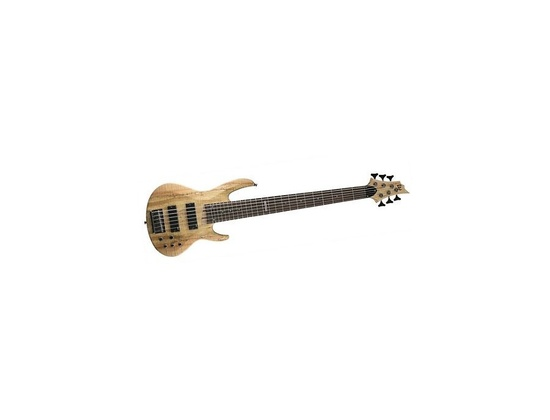 ESP LTD B-206SM Spalted Maple 6 String Bass