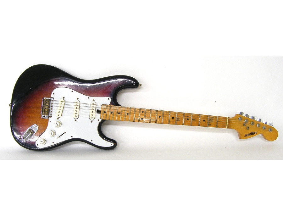 Satellite Stratocaster
