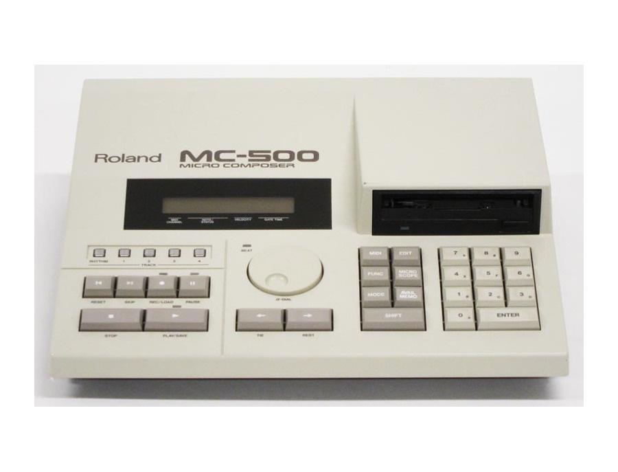 Roland mc 500 xl