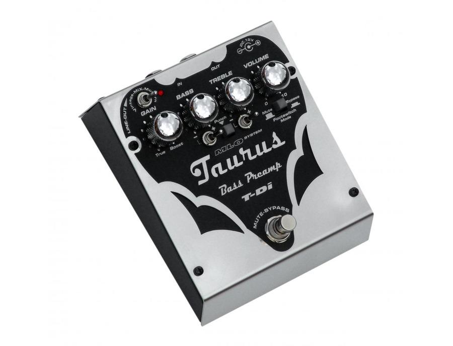 Taurus T-di silver line