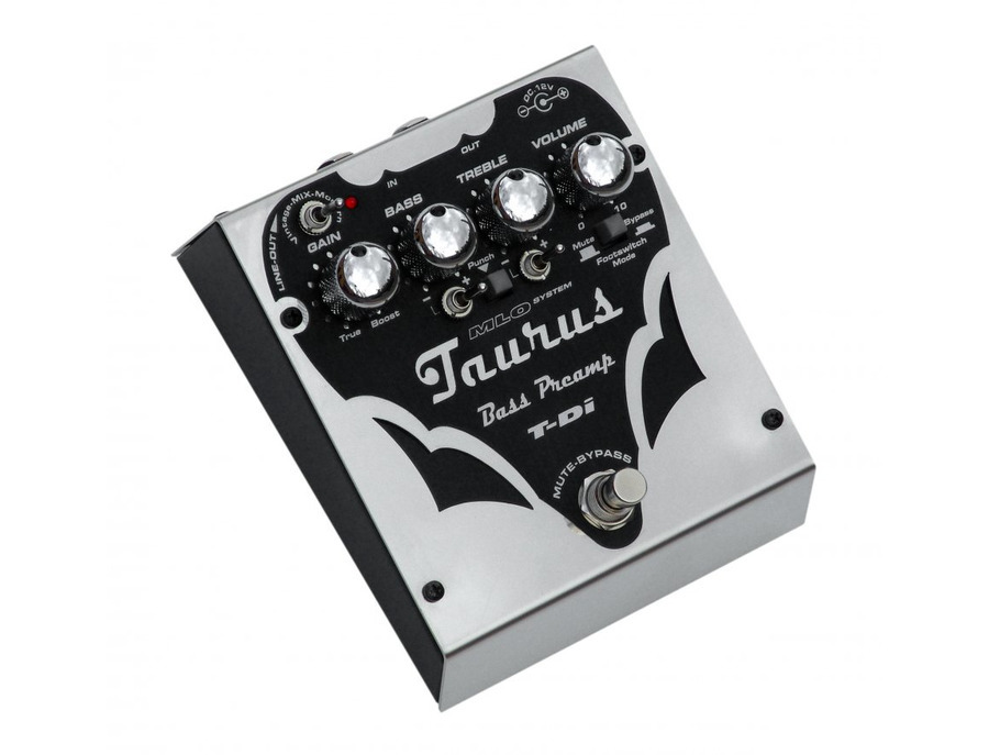Taurus t di silver line xl