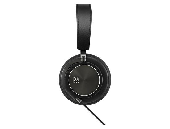 Bang & Olufsen BeoPlay H6 Over-Ear Headphones, Black