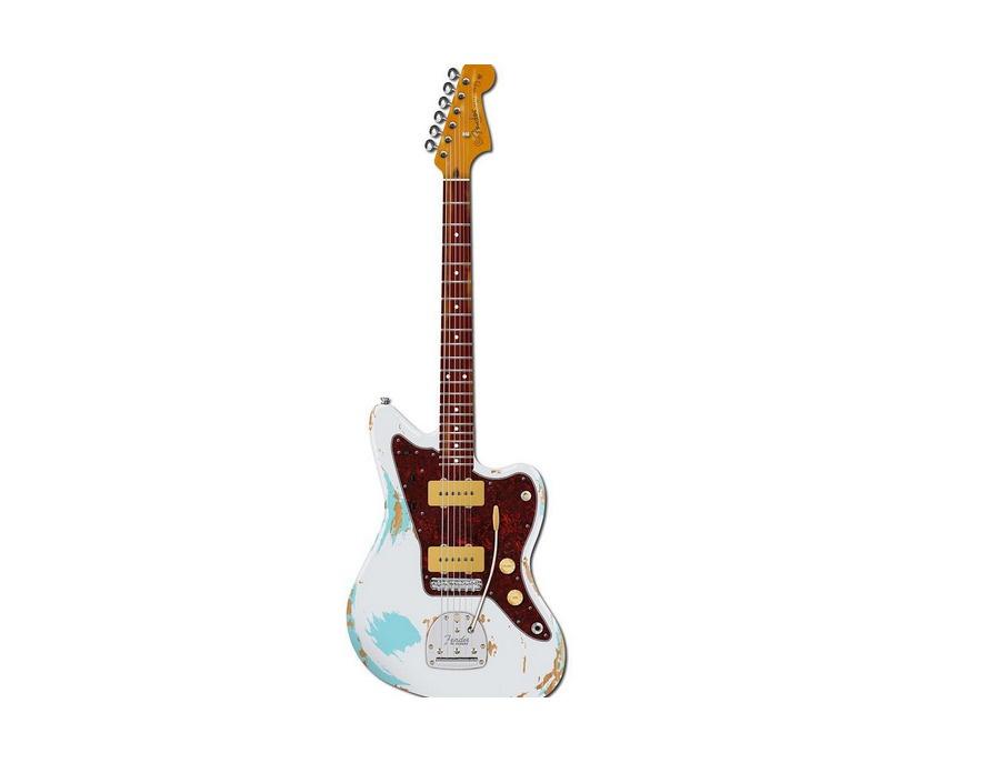 """'59 """"dream machine"""" Fender Jazzmaster"""