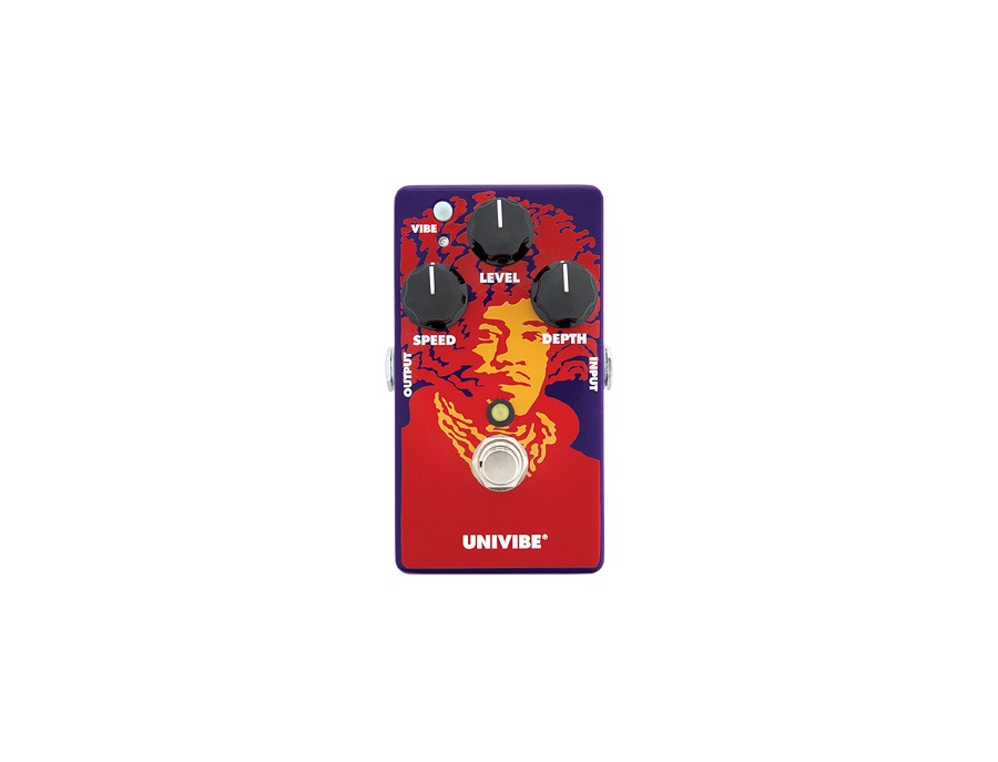 Jimi Hendrix 70th Anniversary Tribute Series Univibe Phase-Shifter