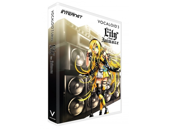 Vocaloid 3 Lily