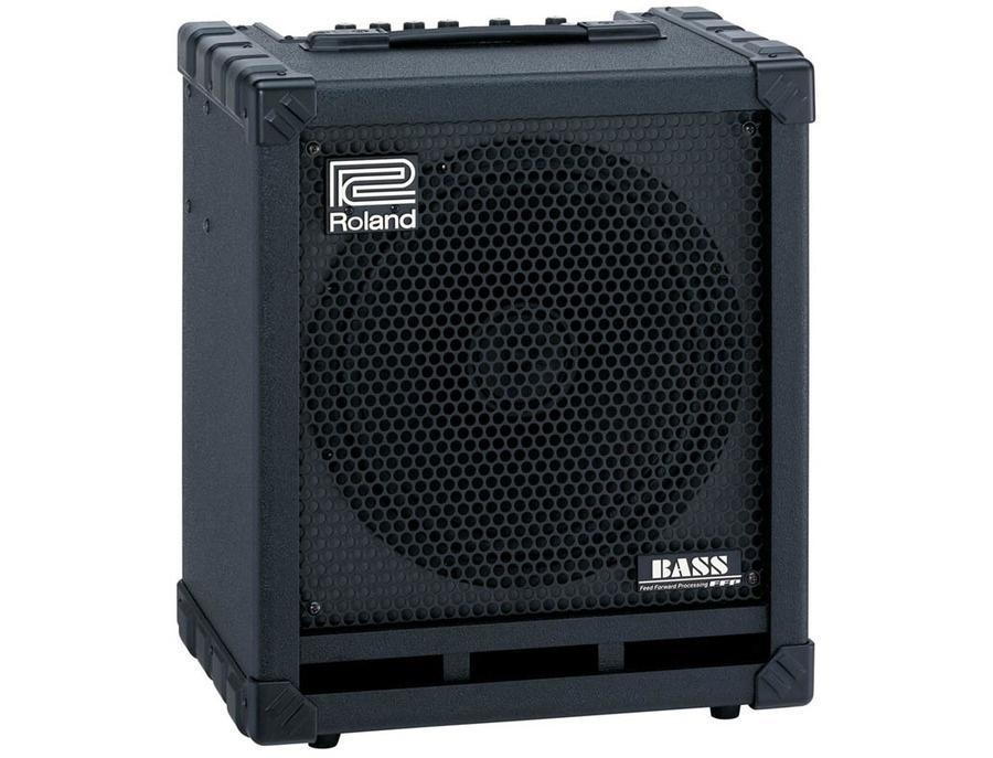 Roland cube 100 bass amp xl