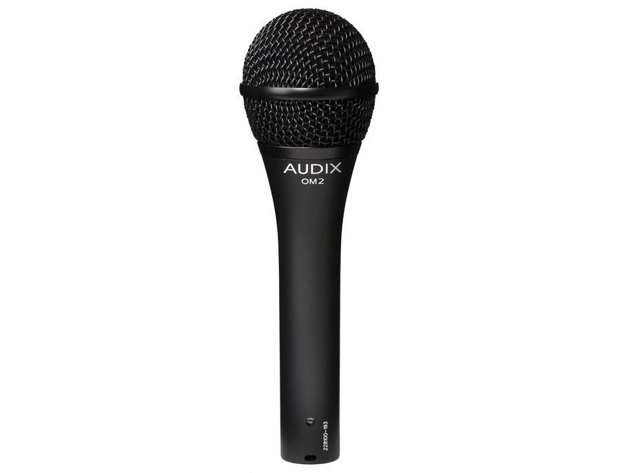 Audix OM2 Dynamic Vocal Microphone