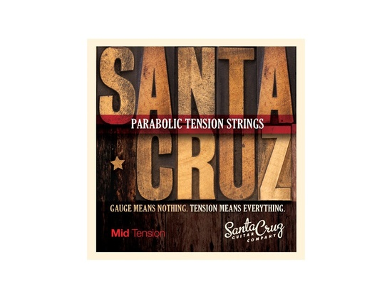 Santa Cruz Parabolic Tension Strings
