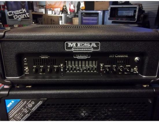 Mesa Boogie M9 Carbine