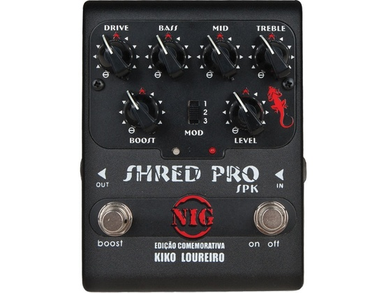 Nig Shred Pro Kiko Loureiro LIMITED EDITION