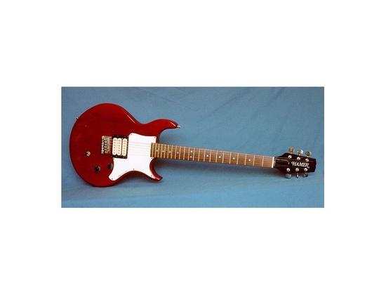 Hamer prototype guitar
