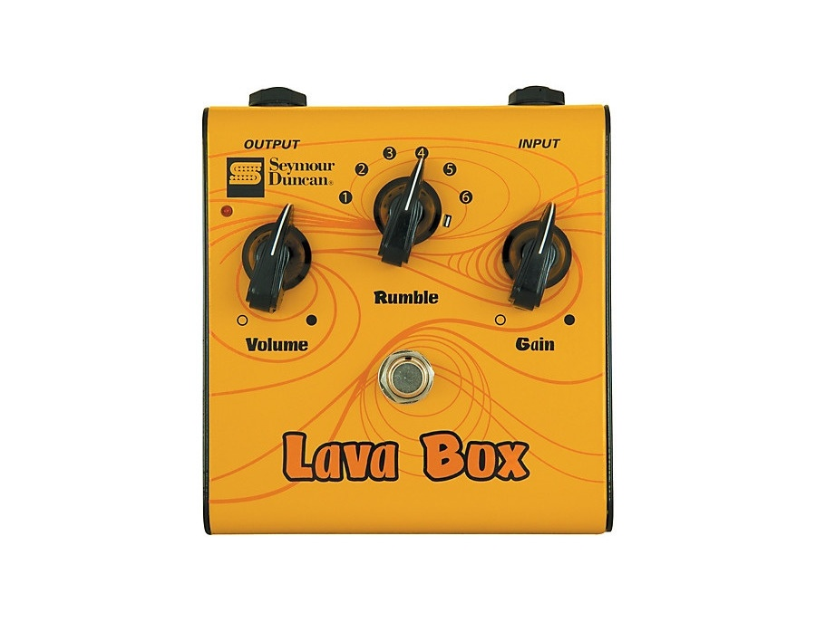 Seymour Duncan Lava Box