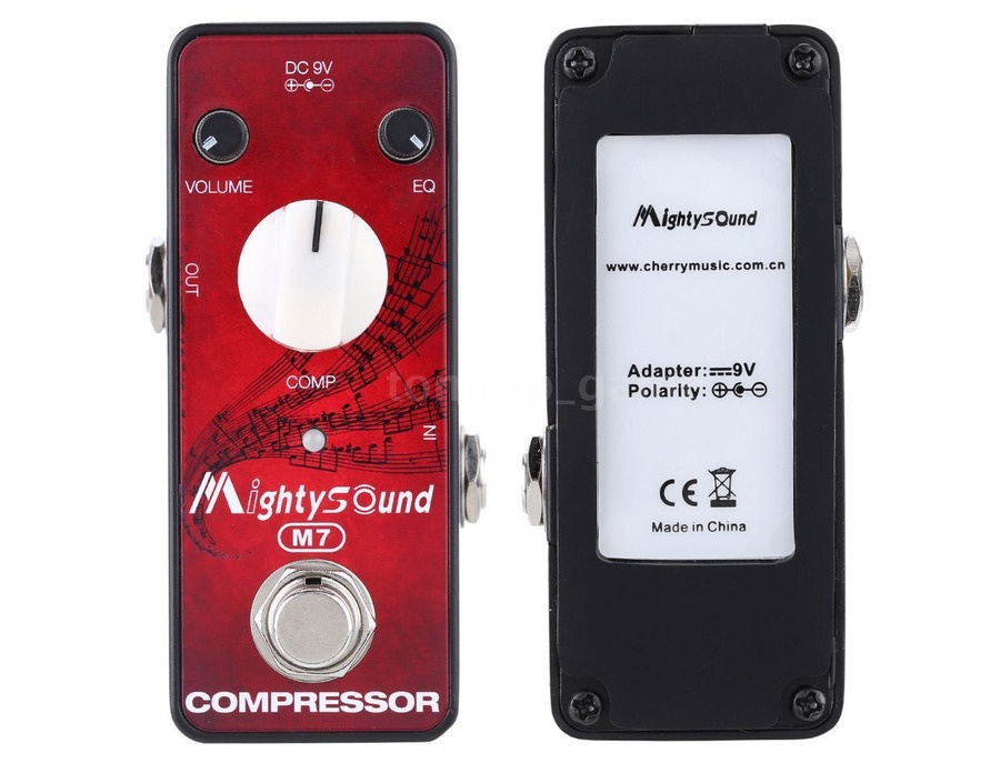 Mighty Sound M7 compressor
