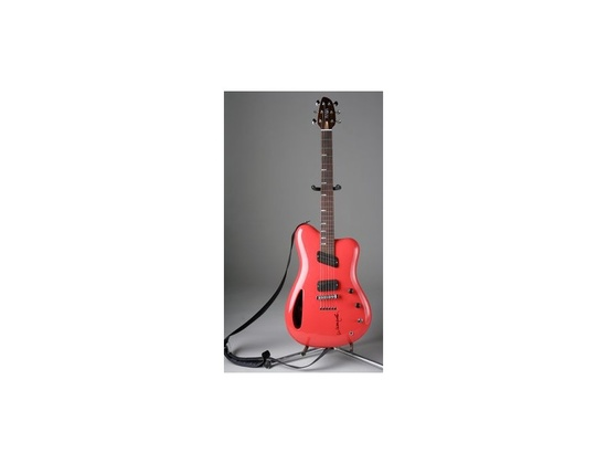 Mada Caimes Hemp Guitar
