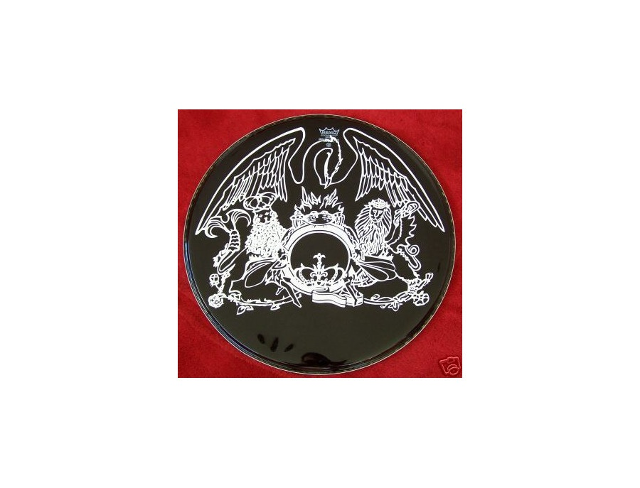 Bass-drum logo