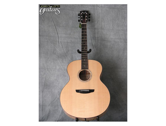 Goodall Curly Maple Jumbo Acoustic