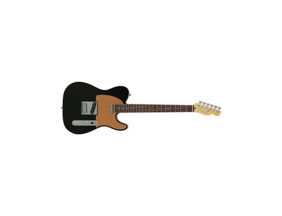 Fender American Deluxe Telecaster Black Rosewood Fretboard