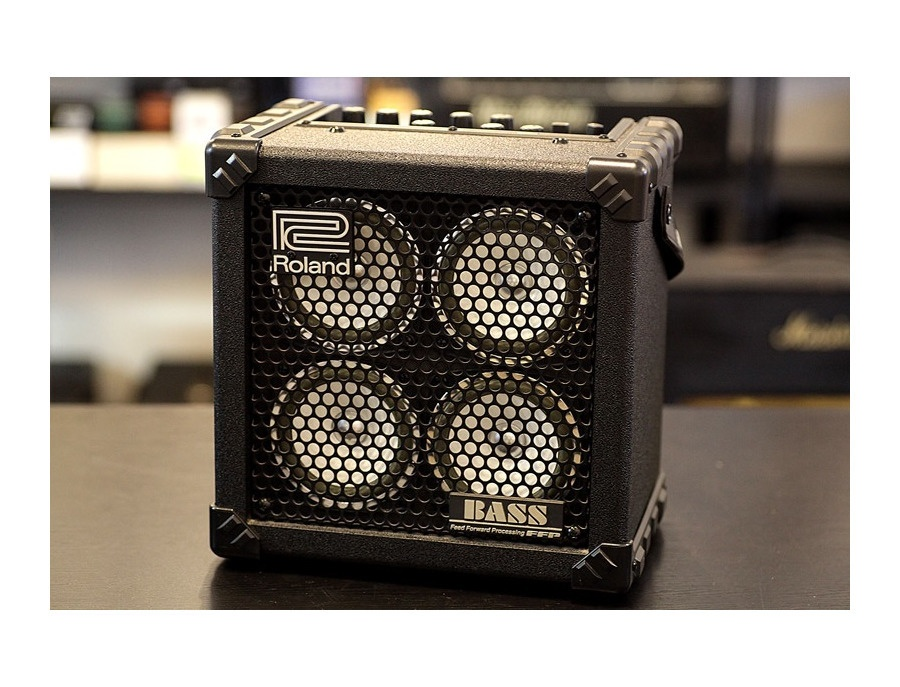 Roland Micro Cube Bass RX Combo Amp
