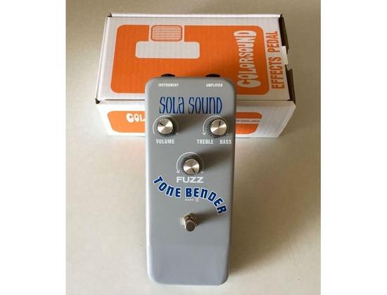 Sola Sound Tone Bender MKIV