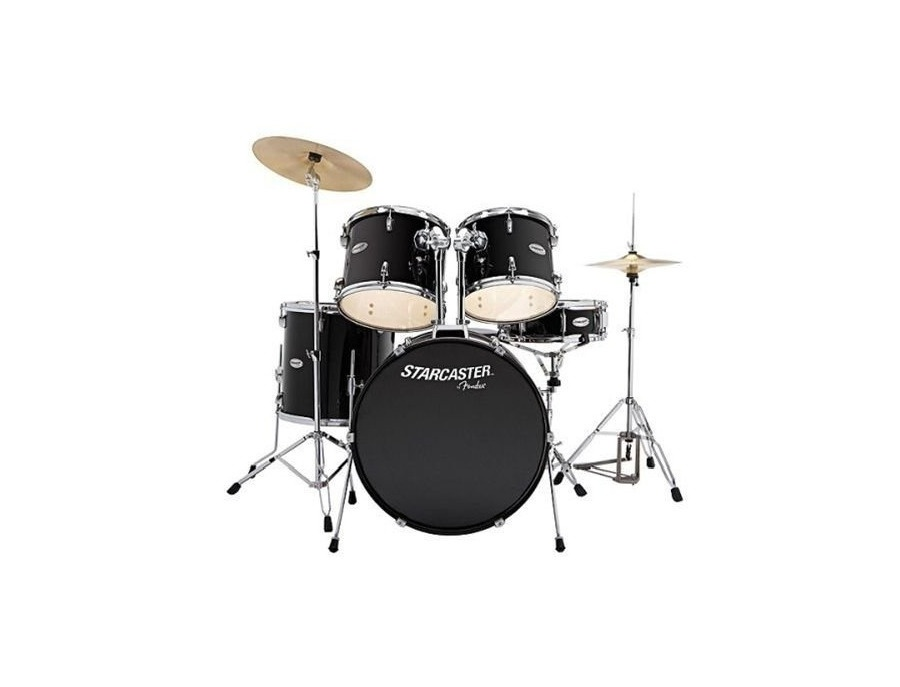 Fender starcaster drum kit xl