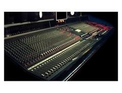 Amek neve mozart 56 channel recording console s