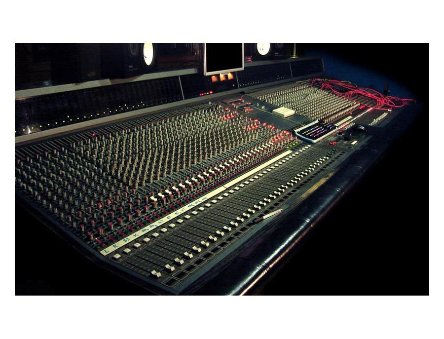 Amek neve mozart 56 channel recording console xl