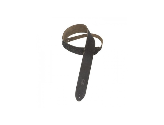 Levy's Leather Basic Suede Strap MS12-BLK