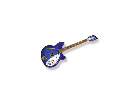 Rickenbacker 360 Midnight Blue