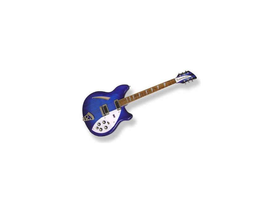 Rickenbacker 360 Midnight Blue