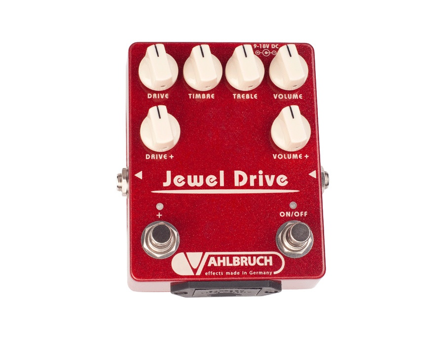 Vahlbruch Jewel Drive Boutique Effect Pedal