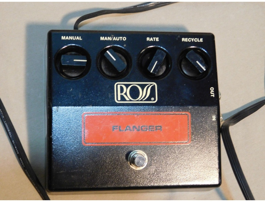 Mid 80's ROSS Flanger