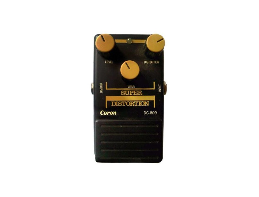 Coron DC-809 Super Distortion