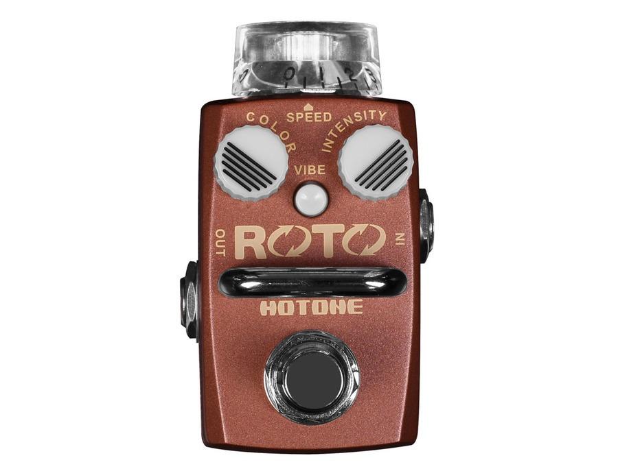 Hotone Roto Micro Analog Rotary Speaker Simulator