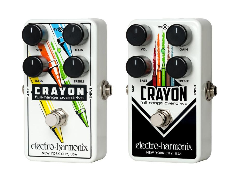 Electro-harmonix Crayon