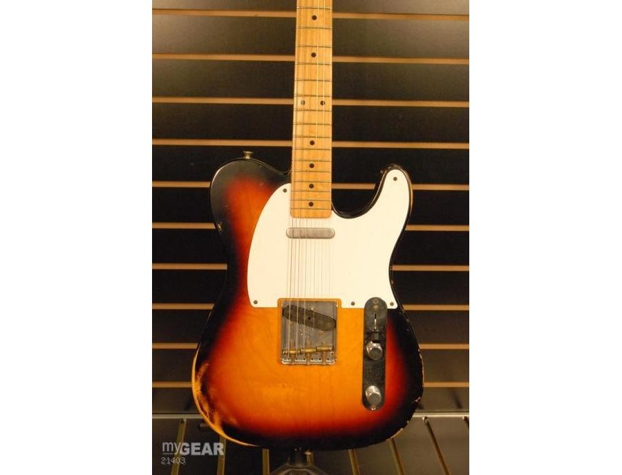 Fender Custom Shop 1958 Relic Tele
