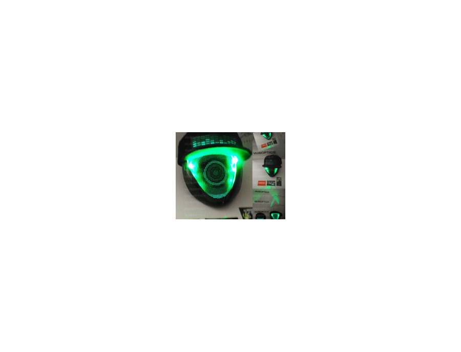 Huboptic Distortion FX mask